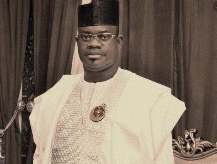 Kogi State governor, Alhaji Yahaya Bello