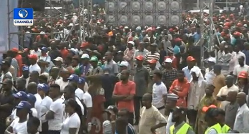 Four Dead, Eight Injured In Stampede After APC Presidential Rally In Rivers 2