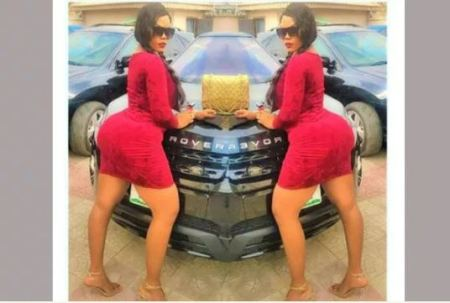 Actress, Daniella Okeke's Car Collection Will Leave You In Shock (Photos) 1