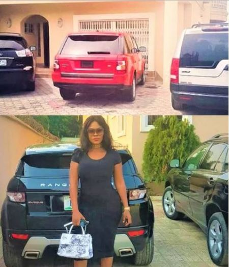 Actress, Daniella Okeke's Car Collection Will Leave You In Shock (Photos) 8