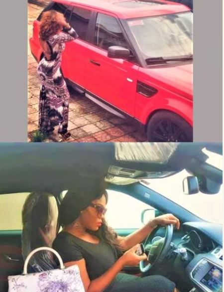 Actress, Daniella Okeke's Car Collection Will Leave You In Shock (Photos) 9