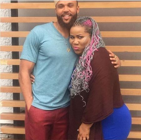Actress Chigul Spotted With Nigerian-American Singer, Jidenna 2