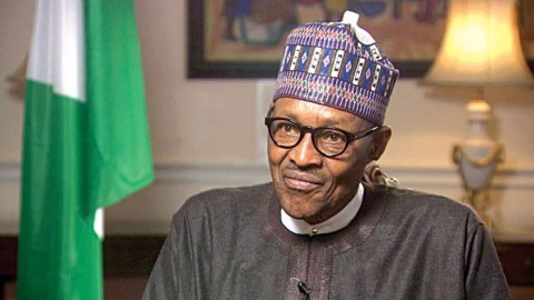 Why I Don't Believe In State Police - Buhari 1