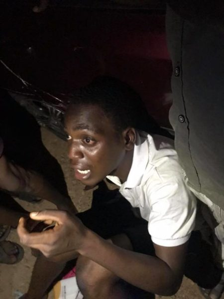 Man Caught While Trying To Sell Female Panties For N300,000 In Edo (Photos) 1