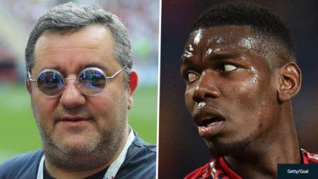 Pogba's Agent, Mino Raiola Suspended For Three Months 1