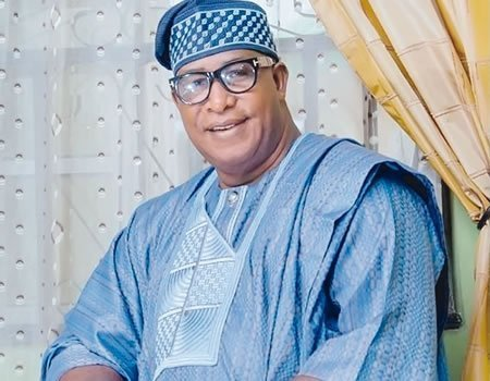 I Don't Want My 104-Year-Old Mother To Bury Me - Nigerian Actor, Oga Bello Reveals His Biggest Fear 1