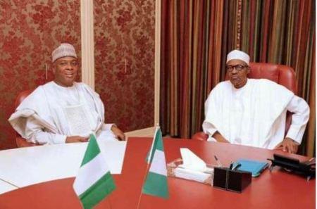 Buhari, Saraki To Meet First Time Since Nigeria Election Amid Fresh EFCC Probe 2
