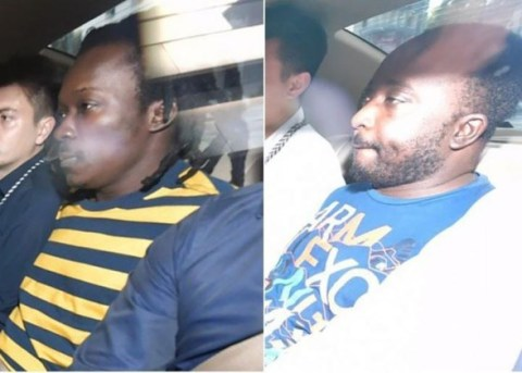 Two Nigerians Charged With 'Yahoo Yahoo' In Singapore (Photo) 2
