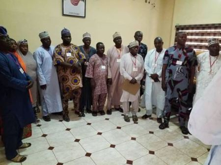 Kwara Government Chairmen, EFCC