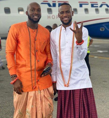 Tuoyo and Omashola
