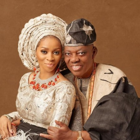 Nine Nigerian Celebrities Married To Spouses With Big Age Differences (Photos) 36