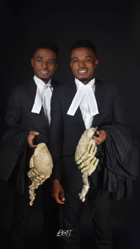 Taiwo and Kehinde Adegoke