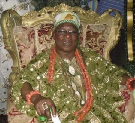 Oba of Odi-Olowo dies