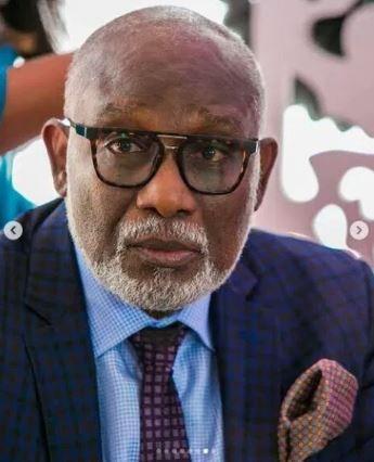 Governor Rotimi Akeredolu