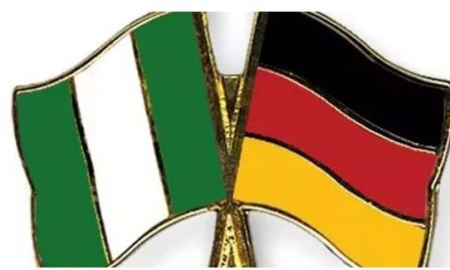 Germany and Nigeria
