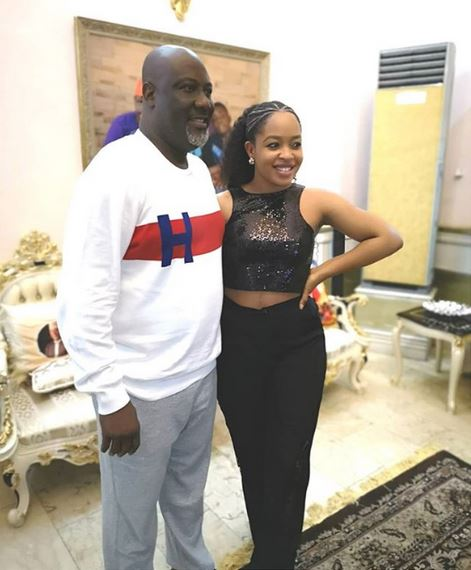 Sen. Dino Melaye hosts evicted Big Brother Naija housemates at his Abuja residence (Photos) 6