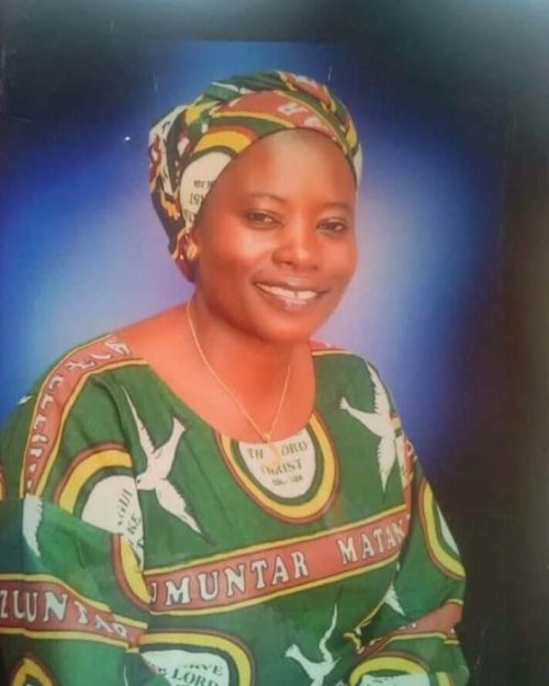 Pregnant Wife Of ECWA Pastor Murdered By Abductors In Kaduna (Photo)