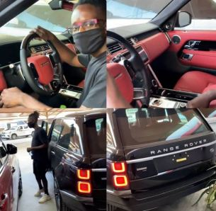 Mr Eazi Gifts Himself A Range Rover For Christmas — Global Times Nigeria