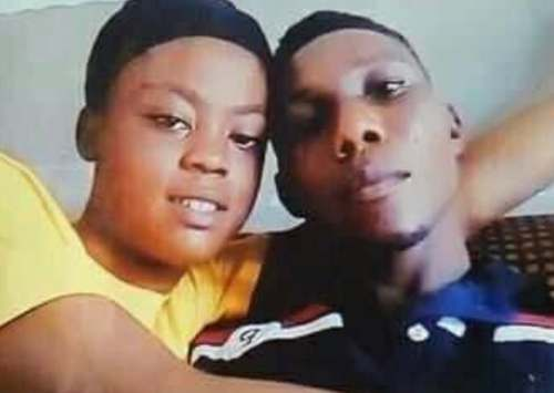 Emmanuel John and girlfriend, Chidinma