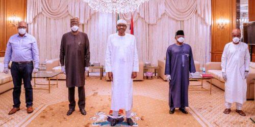 Buhari extends mandate of PTF