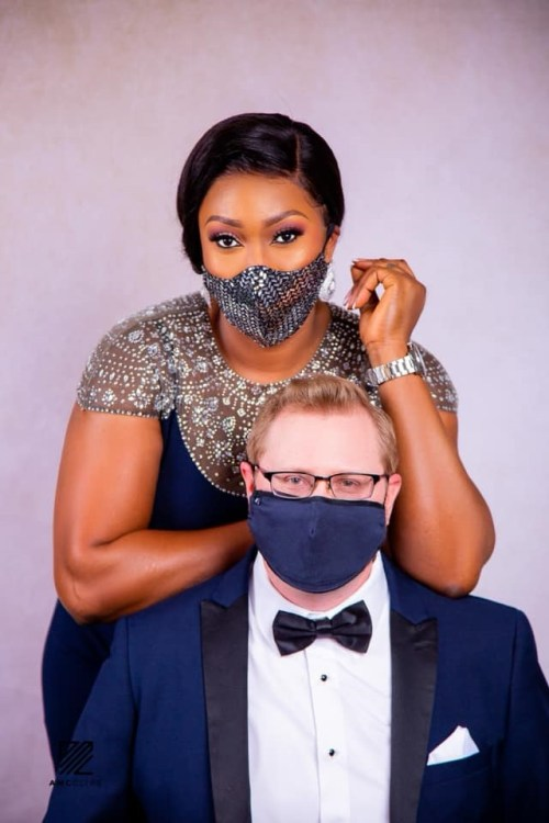debi5 - Fabulous! 40-year-old Nigerian Lady Will get Engaged To Oyinbo Lover On Her Birthday (Pictures)