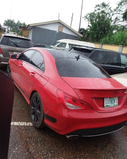 ken - Uniport Undergraduate, His Mom And Girlfriend Arrested For Web Fraud, See Images Of Their Costly Automobiles