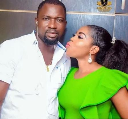 anjo - Actress, Lizzy Anjorin's New Husband, Lateef Lawal Has 5 Different Wives (Images)