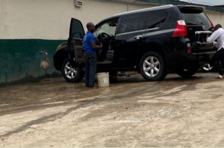 slum%20hush3 - See The Lagos Slum The place Hushpuppi Purchased Meals On Credit score And Washed Vehicles To Survive (Pictures)
