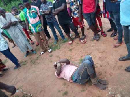 Man Beaten To Coma By Angry mob For Raping A 6-Year-Old Girl Inside A Church