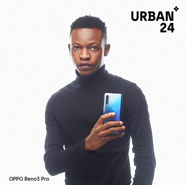 Emmanuel Somto oppo winner - Meet the Winners of the Viral City24 Modelling Contest by OPPO Nigeria