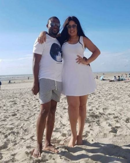 monalisa1 - Actress, Monalisa Chinda Coker Shares Uncommon Photographs Of Herself And Her Husband