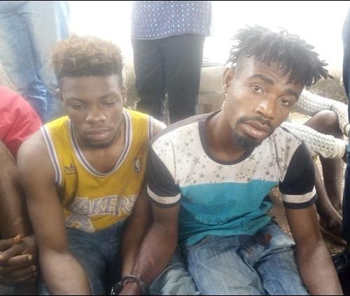 Angus Chukwebuka Nwankwo and Chidiebere Omeyi