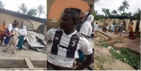 Shocking! 2nd Wife Sets Her Husband's House Ablaze Over New Wife (Photos) 1
