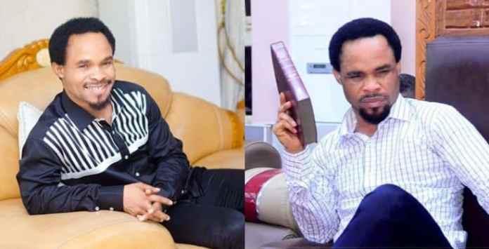 Speed Darlington blast Prophet Odumeje  US-based Nigerian artiste, Speed Darlington, has accused Anambra pastor and media sensation Prophet Odumeje of using 'voodoo' to perform miracles.