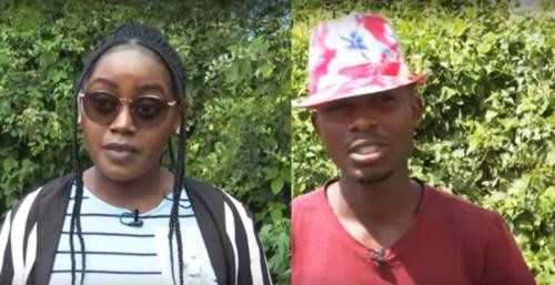 John Njoroge found out that Rose Wanjiku is his sister