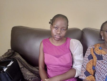 Endsars: My 17-Year-Old Niece Was Hit By Police Bullet In Our Canteen – Woman Narrates