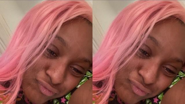 DJ Cuppy crying on social media