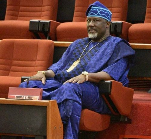 &Quot;Loaded Thugs Are On Their Way To Destroy My Home&Quot; &Ndash; Dino Melaye Raises Alarm