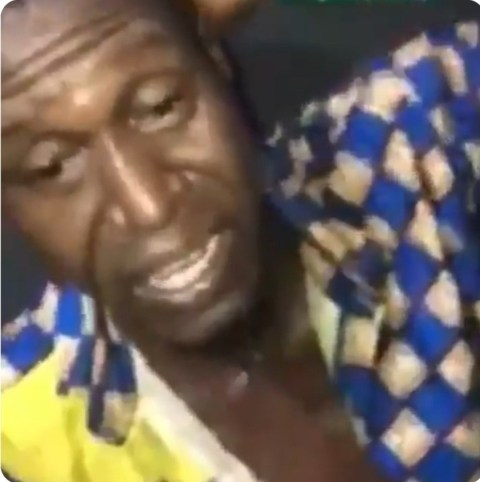 Singing thief caught in Ghana