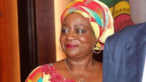 Buhari's aide, Onochie