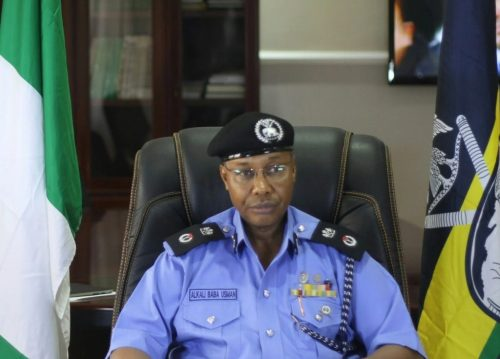 Police IGP, Baba  IGP, EFCC Chairman On Collision Course As Police Withdraw CSPs, Others baba igp