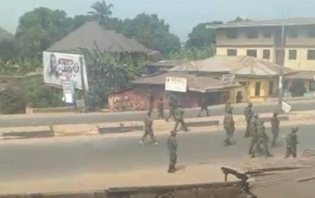 The Nigerian Army Is Killing Innocent People In Orlu - Residents Make Startling Revelation