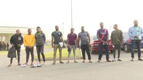 Yahoo boys caught in Minna