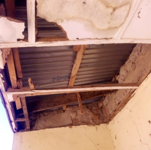 Dilapidated state of Kano schools