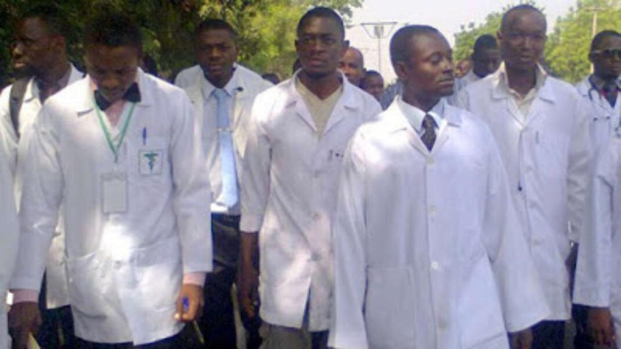 Nigerian doctors