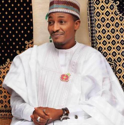 Buhari's nephew, Fatuhu Muhammad