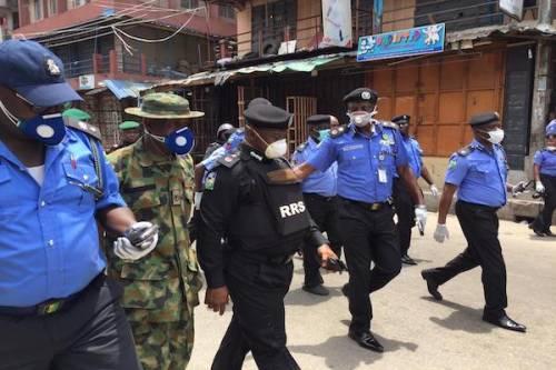 Lagos school surveillance