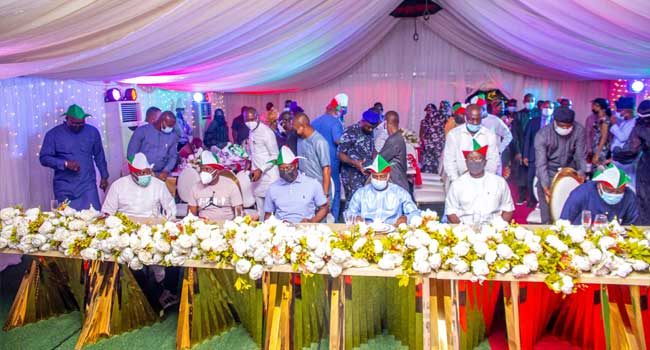 PDP governors meeting in Oyo state