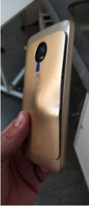 Man Escapes Death After His Phone Case Blocked a Bullet Fired at Him (Photo)