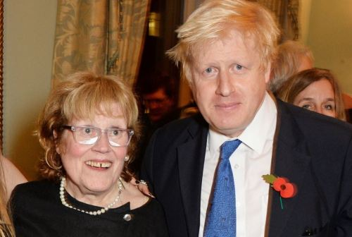 Boris and mother